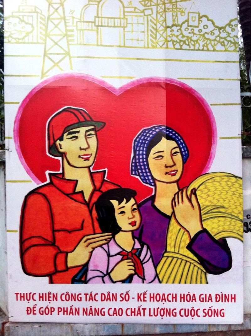 Socialist family pic